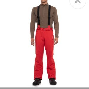 Other - 🔥NWT $150 off Snowboard/Skipants in red
